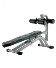 A995 Crunch Bench SportsArt ISG Fitness buy professionnal fitness devices SportsArt Cybex International Sporting Goods