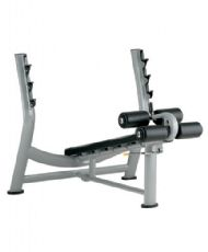 A997 Olympic Decline Bench SportsArt ISG Fitness achat de matériel de fitness professionnel SportsArt Cybex International Sporting Goods